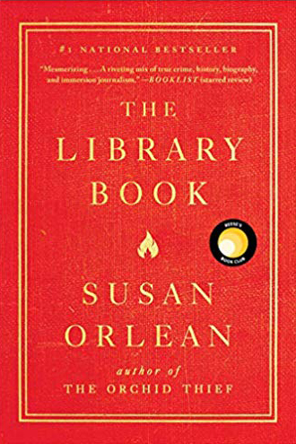 The Library Book by Susan Orlean