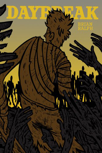 Graphic novel Daybreak by Brian Ralph