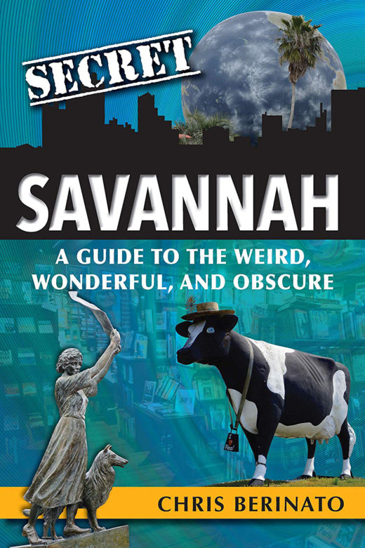 Secret Savannah: A Guide to the Weird, Wonderful, and Obscure by Christopher Berinato