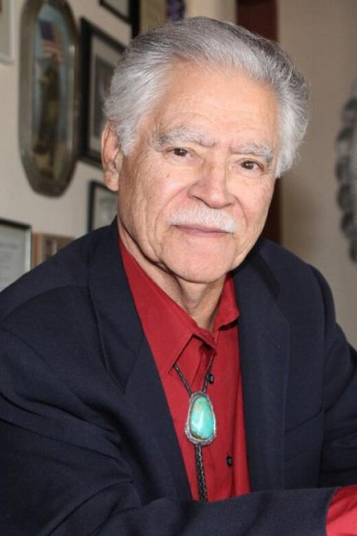 Pioneering Chicano writer Rudolfo Anaya