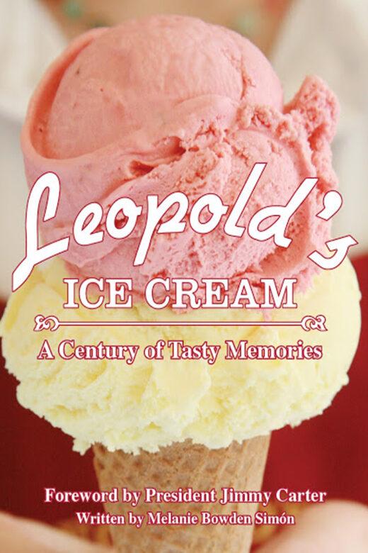 Leopold's Ice Cream by Melanie Bowden Simón